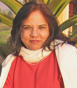 The author of the recipe,  Simi Sewpal